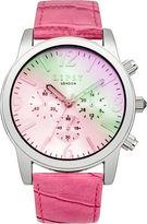 Lipsy Ladies pink strap watch