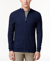 Club Room Men's Zip Cardigan, Only at Macy's