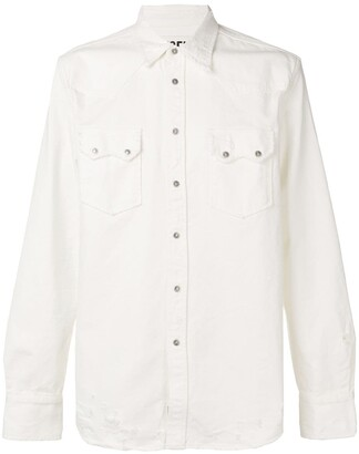 Diesel Oversized Shirt Jacket