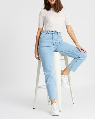 Abrand Petite A 94 High Slim Petite Jeans