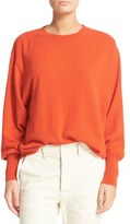 Vince Women's Shirttail Cashmere Sweater
