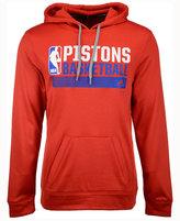 adidas Men's Detroit Pistons Icon Status Hoodie