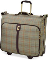 """London Fog Knightsbridge 44"""" Rolling Garment Bag, Available in Brown and Grey Glen Plaid, Macy's Exclusive Colors"""
