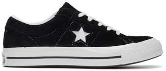 Converse Black One Star Sneakers
