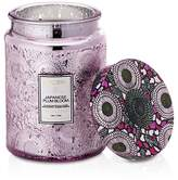 Voluspa Japonica Japanese Plum Bloom Large Glass Candle