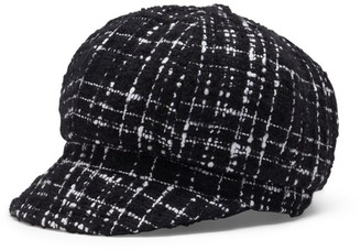 Dolce & Gabbana Check Flat Cap