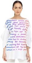 Vivienne Westwood She Groaned T-Shirt Women's T Shirt