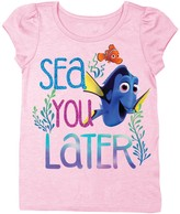 Freeze Finding Dory Sea You Later Tee (Toddler Girls)