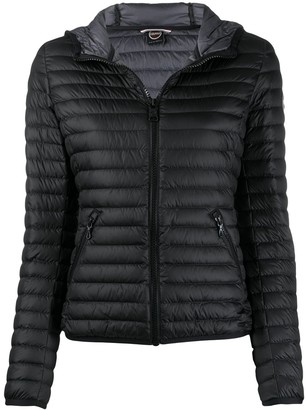 Colmar Hooded Quilted-Down Jacket
