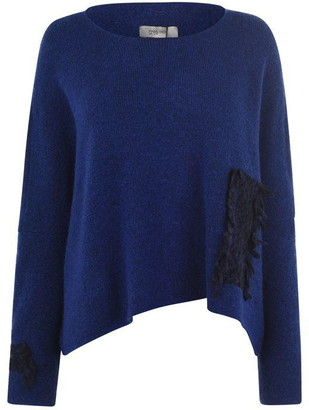Crea Concept Crea Snood Knitted Jumper