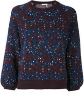 Chloé embroidered sweater - women - Cotton/Polyamide/Spandex/Elastane - XS