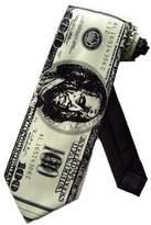 Parquet Mens $100 Dollar Bill Cash Necktie - Neck Tie