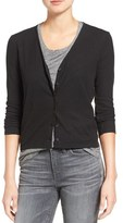 Madewell Knit Button Down Top