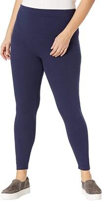 Yummie Plus Size Rachel Legging (Java) Women's Casual Pants