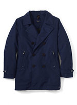 Classic Men's Tall Squall Peacoat-Regiment Navy