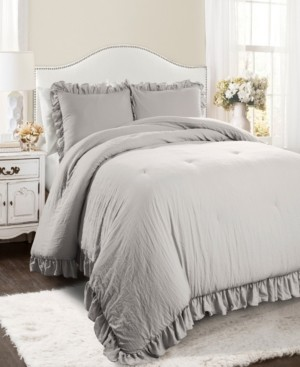 Lush Decor Reyna 3-Pc. Full/Queen Comforter Set Bedding