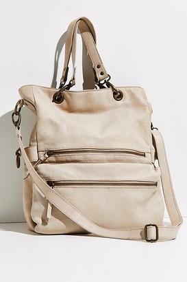Fp Collection Whistler Convertible Tote