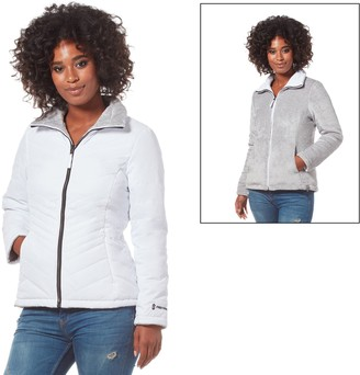 Free Country Reversible To Butterpile Jacket
