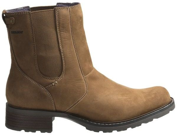 Sebago Saranac Ankle Boots - Waterproof, Leather (For Women)