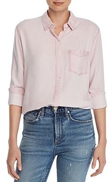Rails Ingrid Button-Front Shirt
