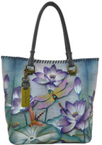 Anuschka Women's Hand Painted Large Shopper