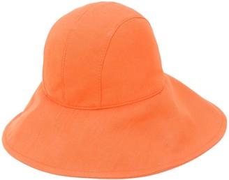 Alberta Ferretti Wide Brim Bucket Hat