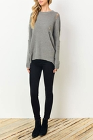 Gilli Kinsley Distressed Sweater