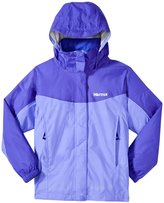 Marmot PreCip Jacket (Kid) - Black-Large