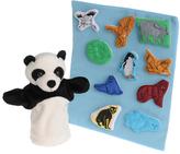 Panda Bear, Panda Bear Puppet Play Set