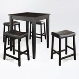 Crosley Furniture 5-piece Stool Dining Set
