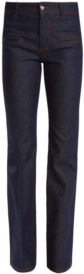 Altuzarra Serge flared jeans