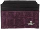 Vivienne Westwood Amazon Small Card Holder Credit card Wallet