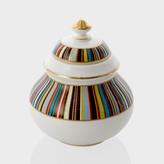 Paul Smith Pour Thomas Goode - Pot à Sucre En Porcelaine Fine À Rayures Multicolores