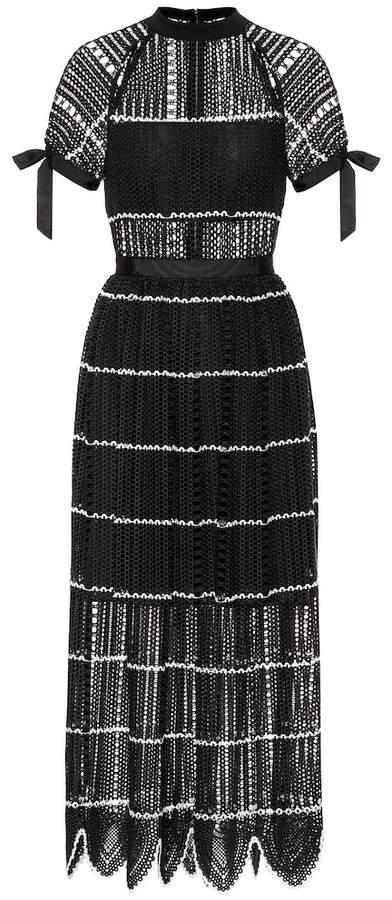 b6713b414f00 Self-Portrait Dresses - ShopStyle