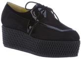 Pollini platform shoe