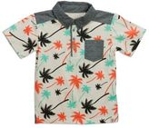 Sovereign Code Sovereign CodeTM 3T Palm Tree Polo Shirt