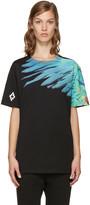 Marcelo Burlon County of Milan Black Lonquimay T-Shirt