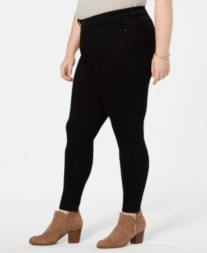 Style&Co. Style & Co Plus Size Power Sculpt Skinny Jeans, Created for Macy's