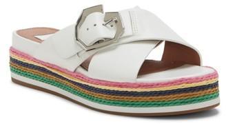 Louise et Cie Cassia Platform Wedge Sandal