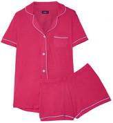 Cosabella Bella Pima cotton and modal-blend pajama set