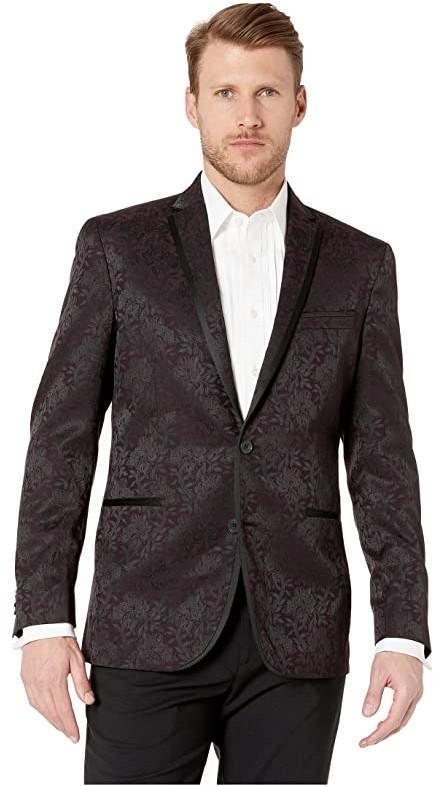 Kenneth Cole Reaction Floral Evening Jacket