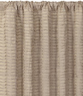 "Eastern Accents Yearling Flax Rod Pocket Curtain Panel, 108""L"