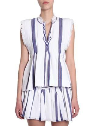Etoile Isabel Marant Striped Blouse