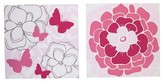 NoJo Decorative Wall Art Set 2 X 12.25 X 12.25