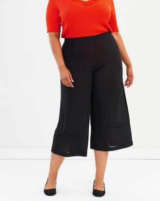 Violeta By Mng Combus Trousers