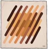Tom Ford Diagonal Print Pocket Square