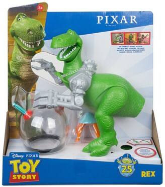 Mattel Disney Pixar Toy Story 25th Anniversary Rex