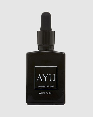 AYU - Women's Black Body Fragrance - WHITE OUDH Perfume Oil 30ml - Size One Size, 30ml at The Iconic