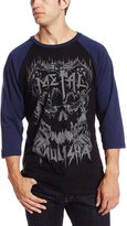 Metal Mulisha Men's Head Raglan T-Shirt