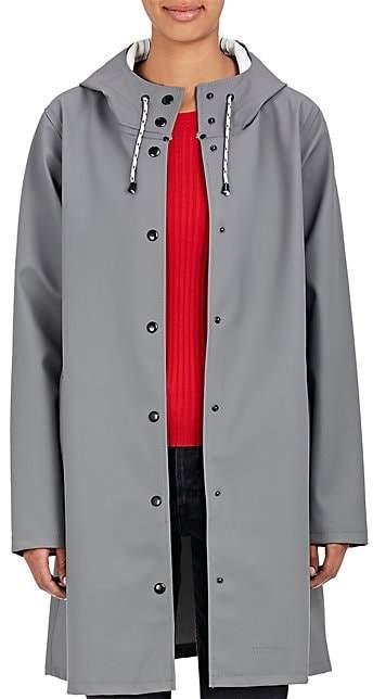 Stutterheim Raincoats Women's Mosebacke Raincoat - Grey